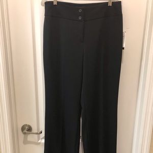 Jones New York black pants